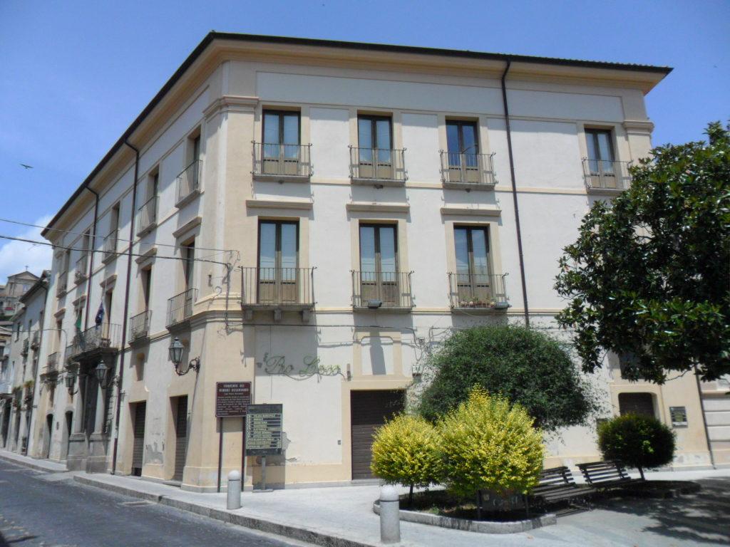Palazzo Municipale di Gioiosa Jonica
