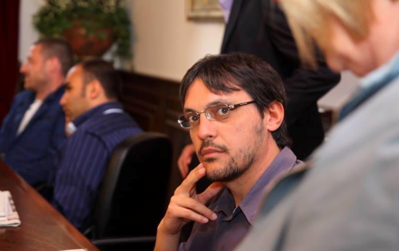Luca Giuseppe Ritorto, Assessore alla Cultura e alle Politiche Sociali