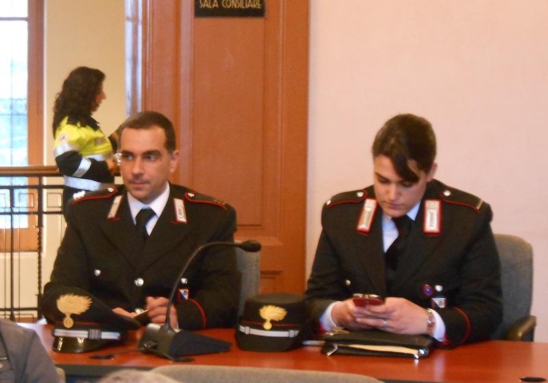 carabinieri caulonia