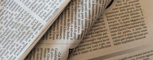 giornali - in evidenza