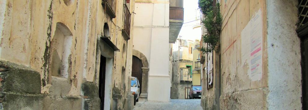 Caulonia Via in Evid