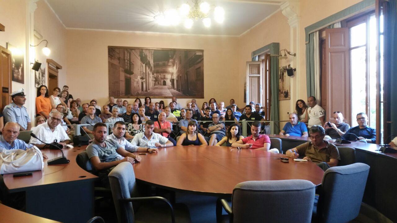 sala consiglio comunale pubblico