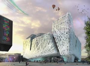 EXPO Milano - Palazzo Italia