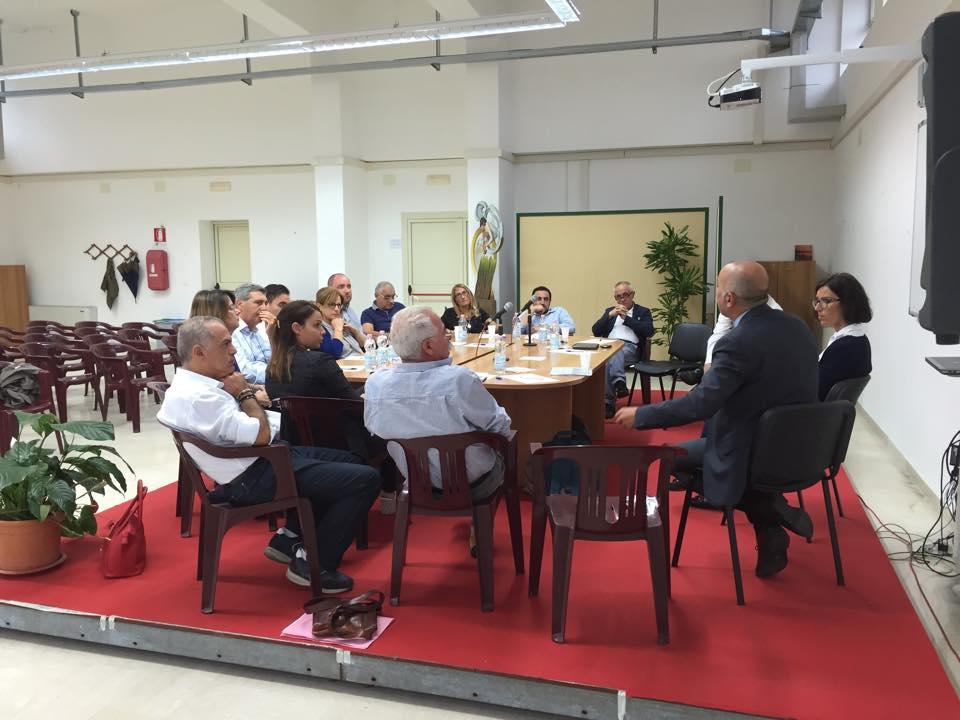 9 Settembre 2015- riunione tecnica dell'Unione dei Comuni - immagine