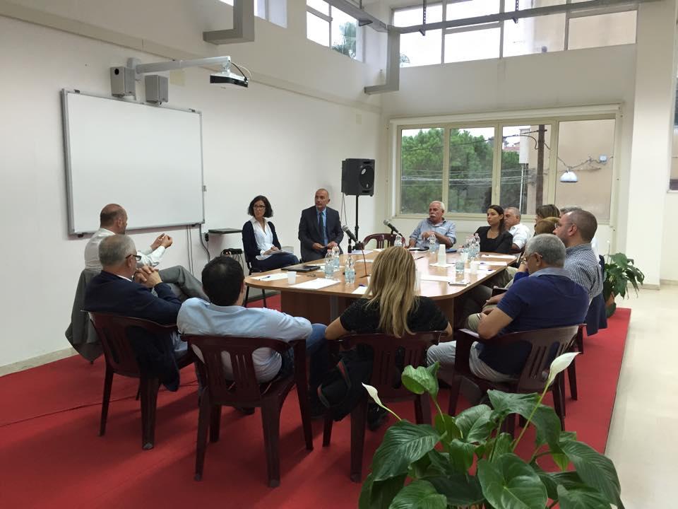 9 Settembre 2015 - riunione tecnica Unione dei Comuni - immagine
