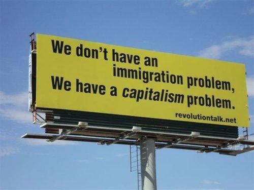 immigrazione slogan