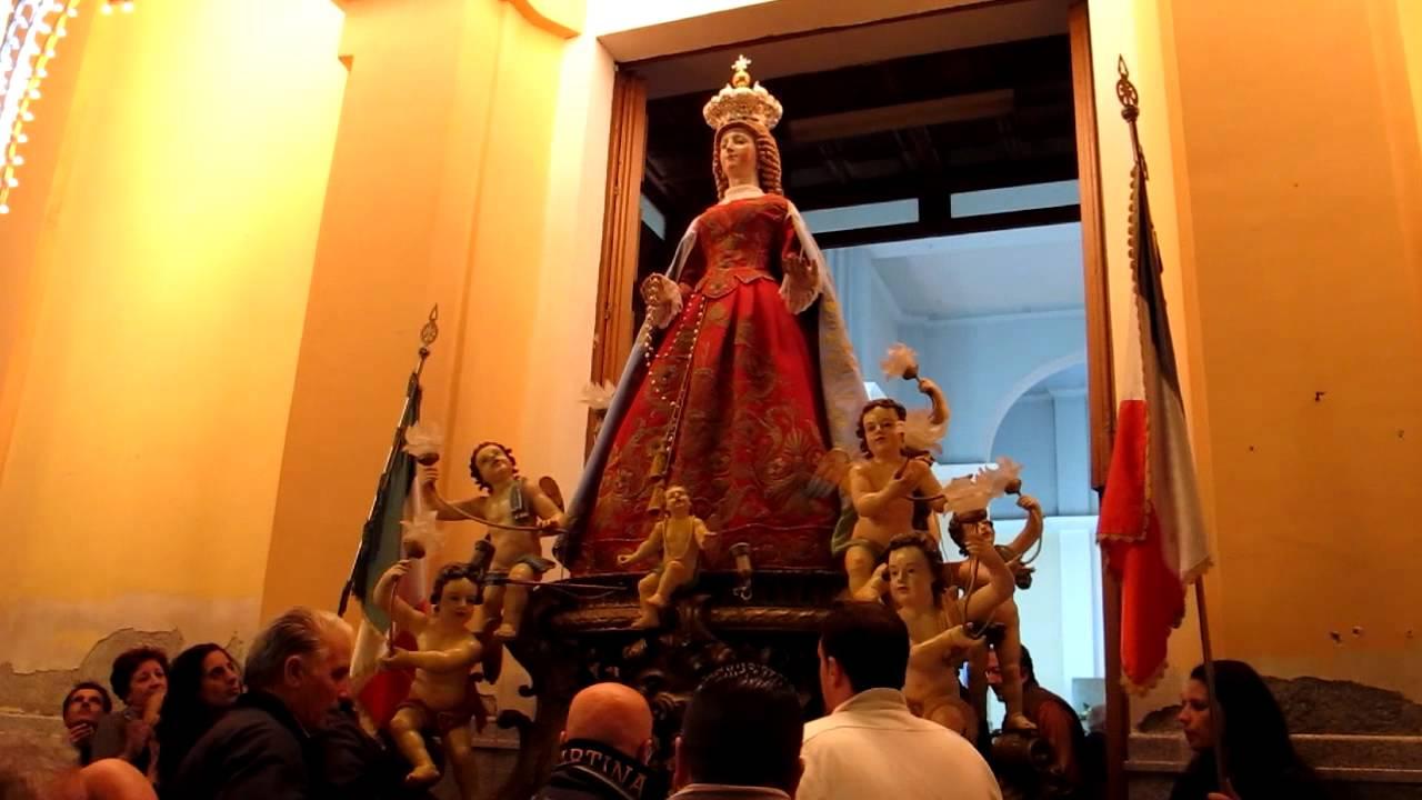 Madonna del Rosario - fonte: internet