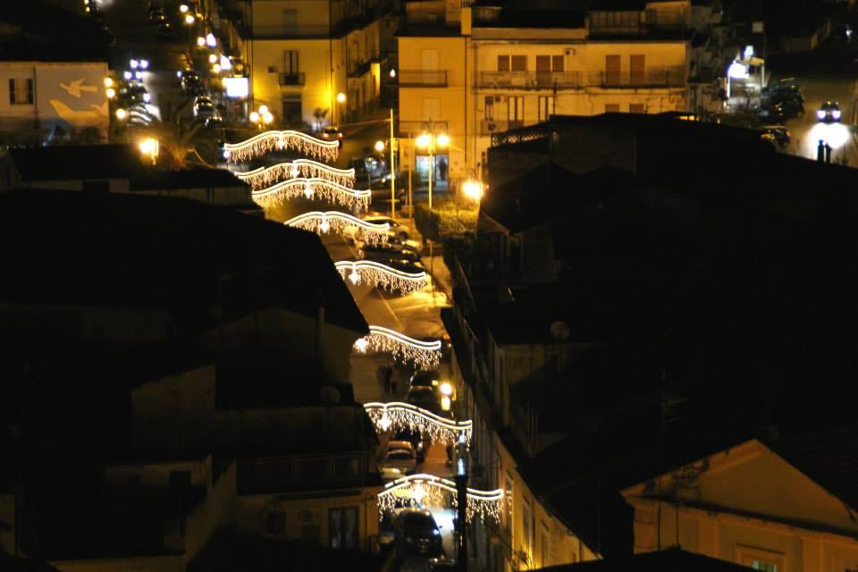 """Natale 2014 - fonte: pagina fb """"GIOIOSA IONICA (RC)"""""""