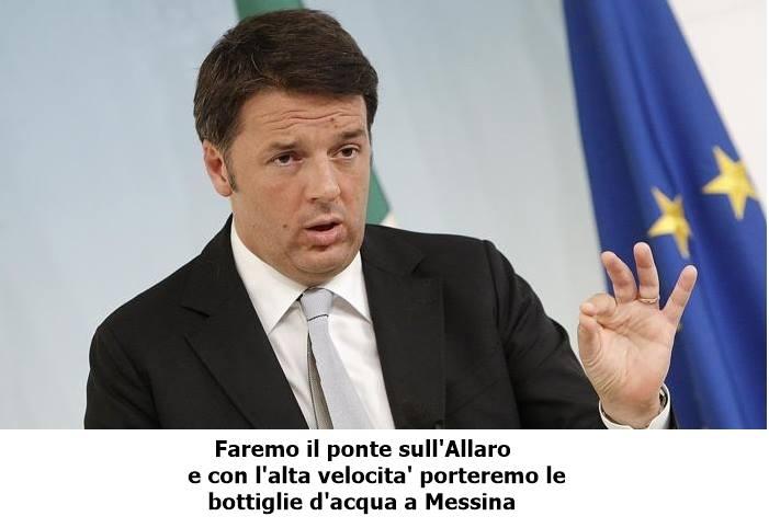 Matteo Renzi Cielito Lindo