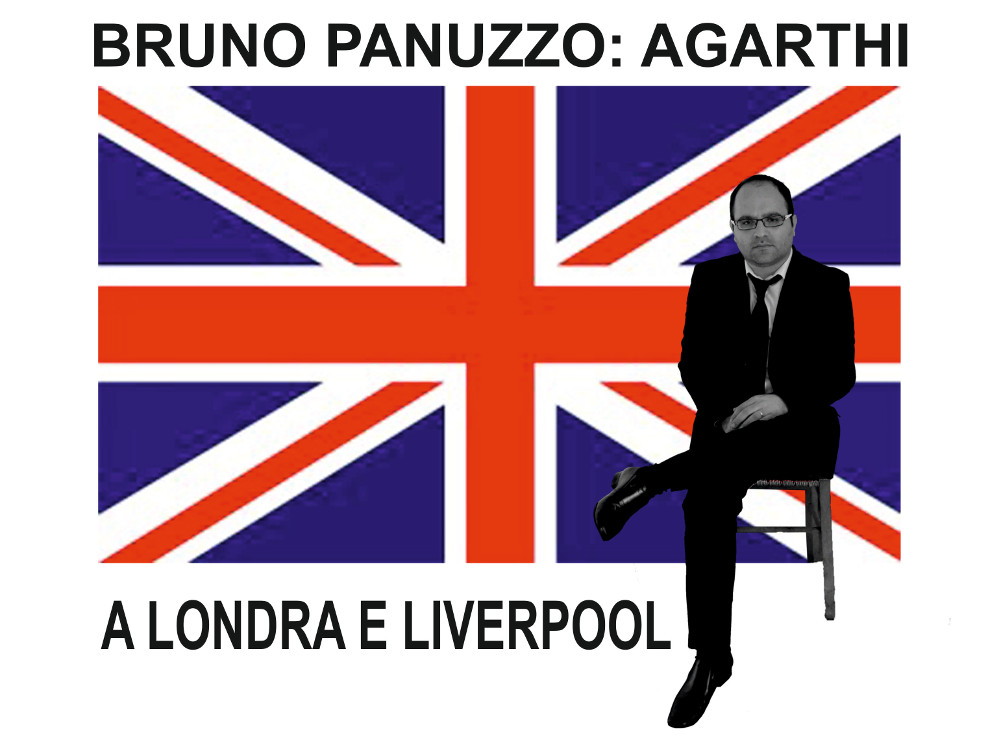 Bruno Panuzzo Agarthi a Londra e Liverpool