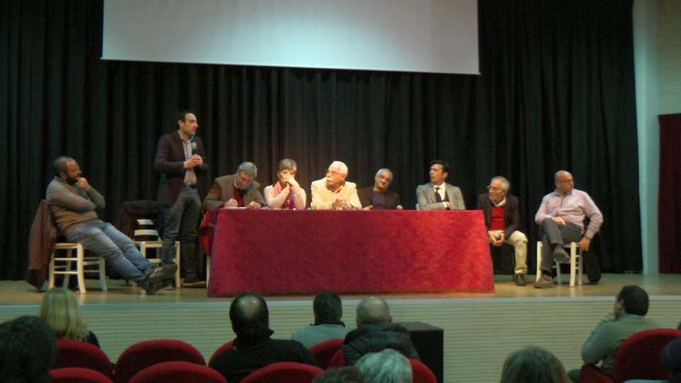 Consiglio Comunale straordinario, 08/12/2015