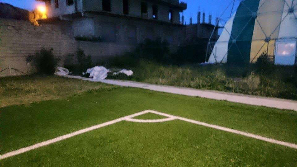 centro sportivo caulonia