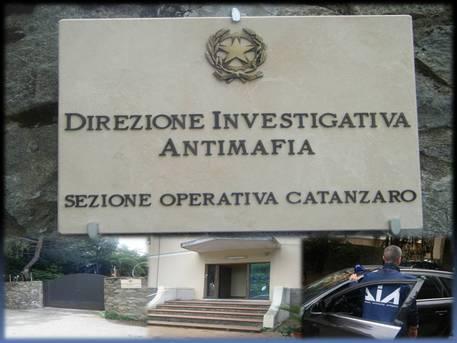 La Dia di Catanzaro ha arrestato quattro imprenditori accusati di essere legati alla cosca Giampa' di Lamezia Terme