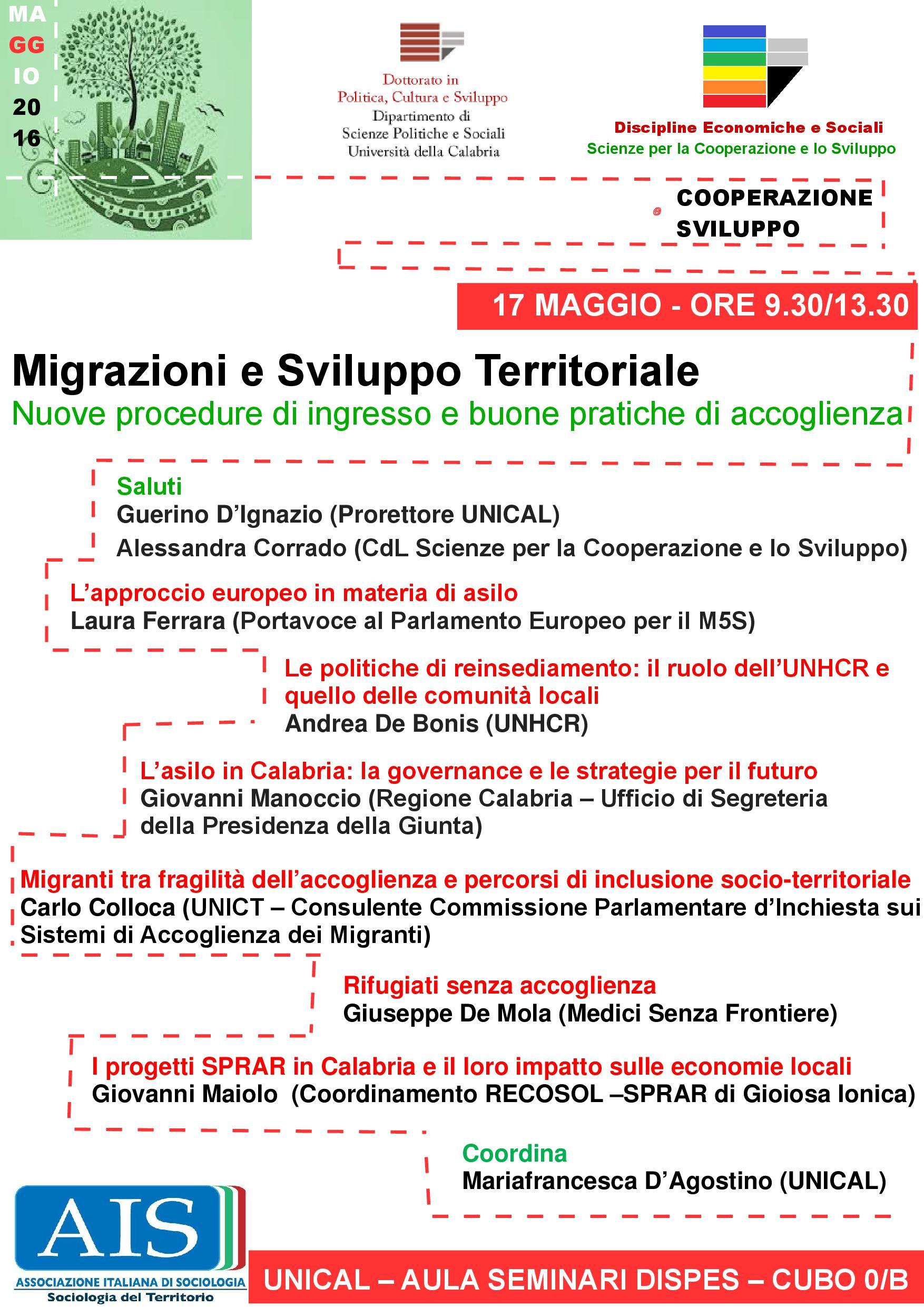 17 maggio Migrazioni e sviluppo territoriale-001
