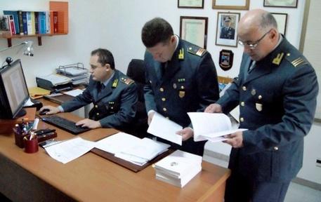 Guardia finanza Cosenza