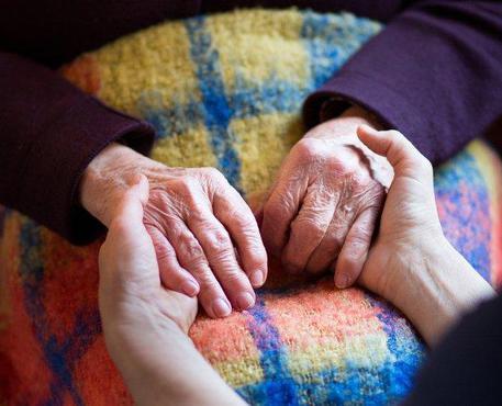 Anziani badante badanti