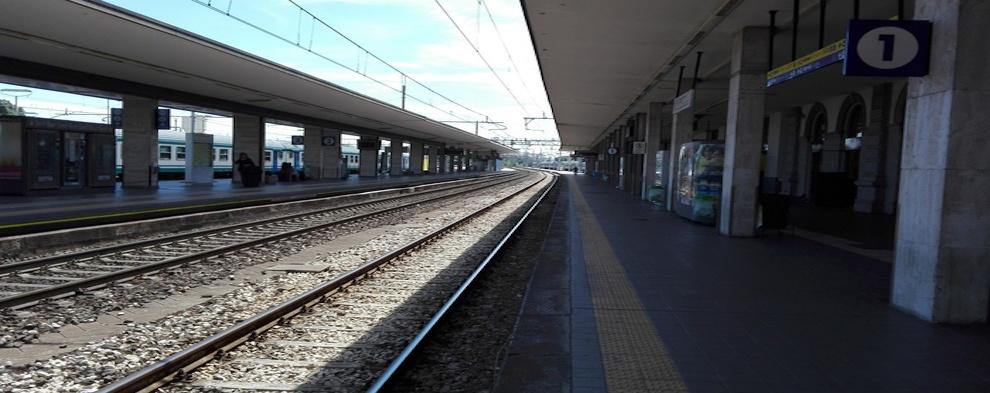 binari stazione ev