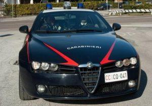 Carabinieri: pattuglia a Borgo Valsugana