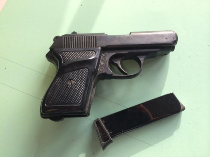 Armi: sequestrata pistola a Reggio Calabria.