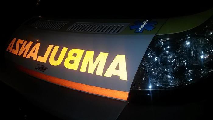 Ambulanza di notte 118