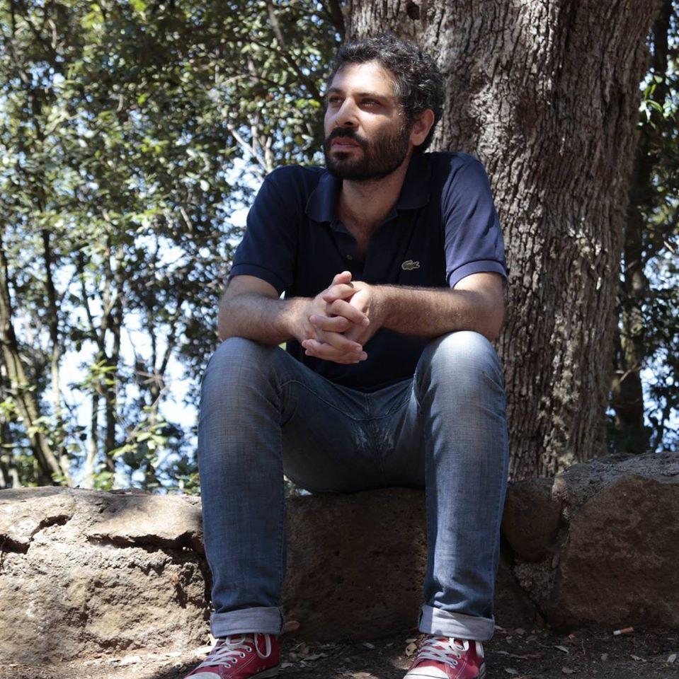 Il regista Emiliano Barbucci
