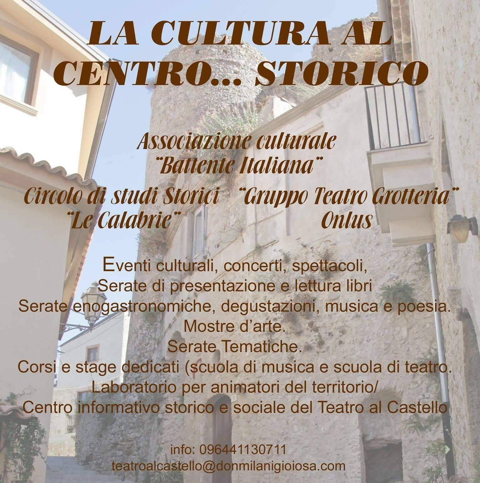 la cultura al centro storico don milani