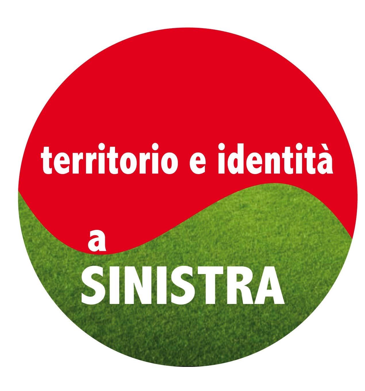 LOGO TERRITORIO e identità a sinistra