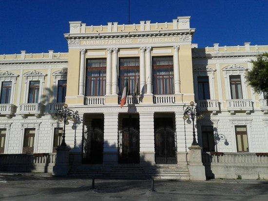 Il Palazzo della Provincia di Reggio Calabria