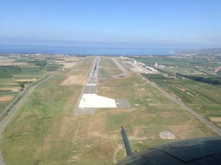 Foto aeroporto Lamezia Terme