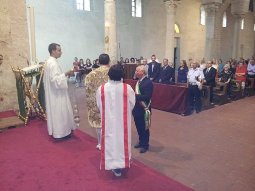 gerace cattedrale festa patroni