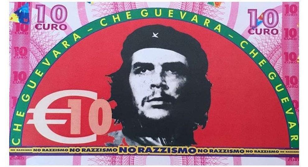 che guevara 10 euro dieci