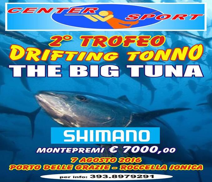 Locandina the big tuna