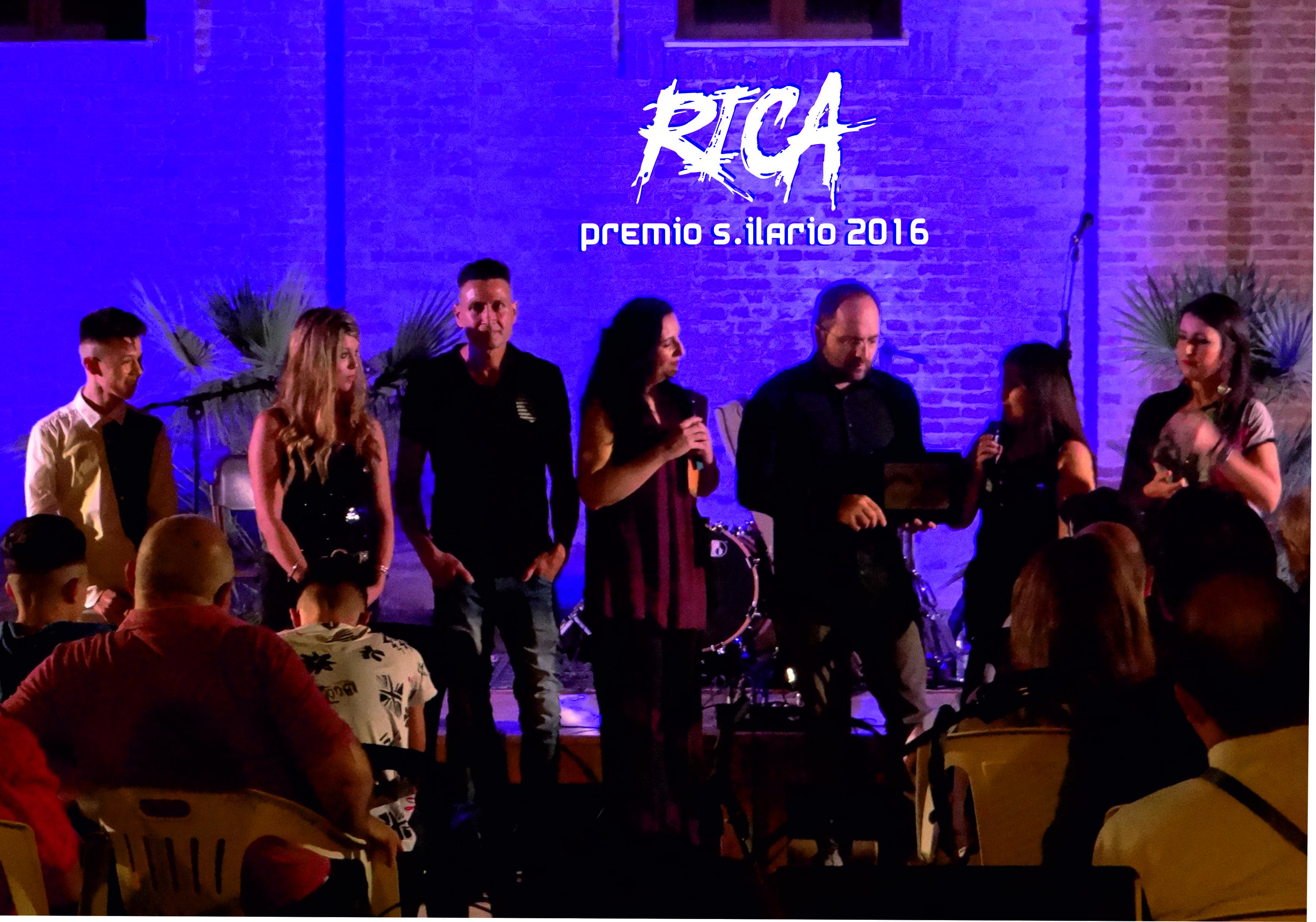 Rica premio S. Ilario 2016