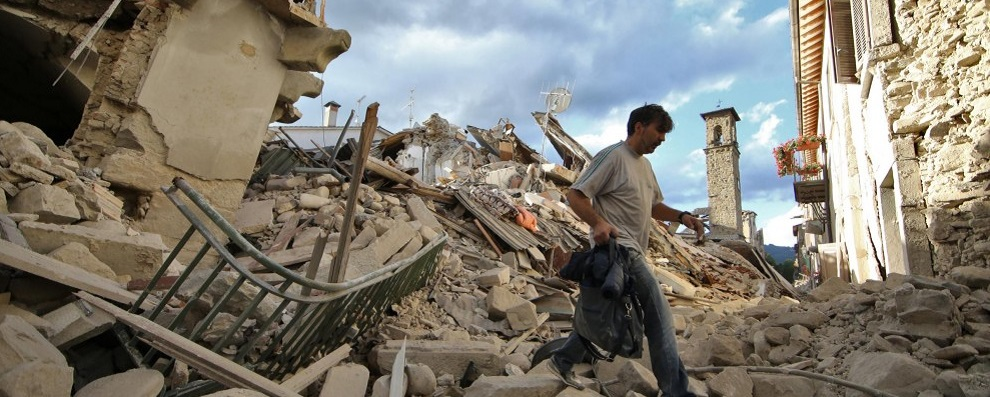 amatrice terremoto ev