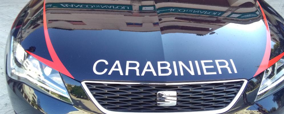 carabinieri evidenza