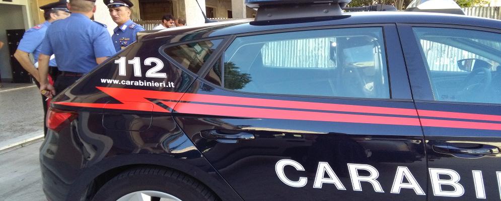 carabinieri rapina evid