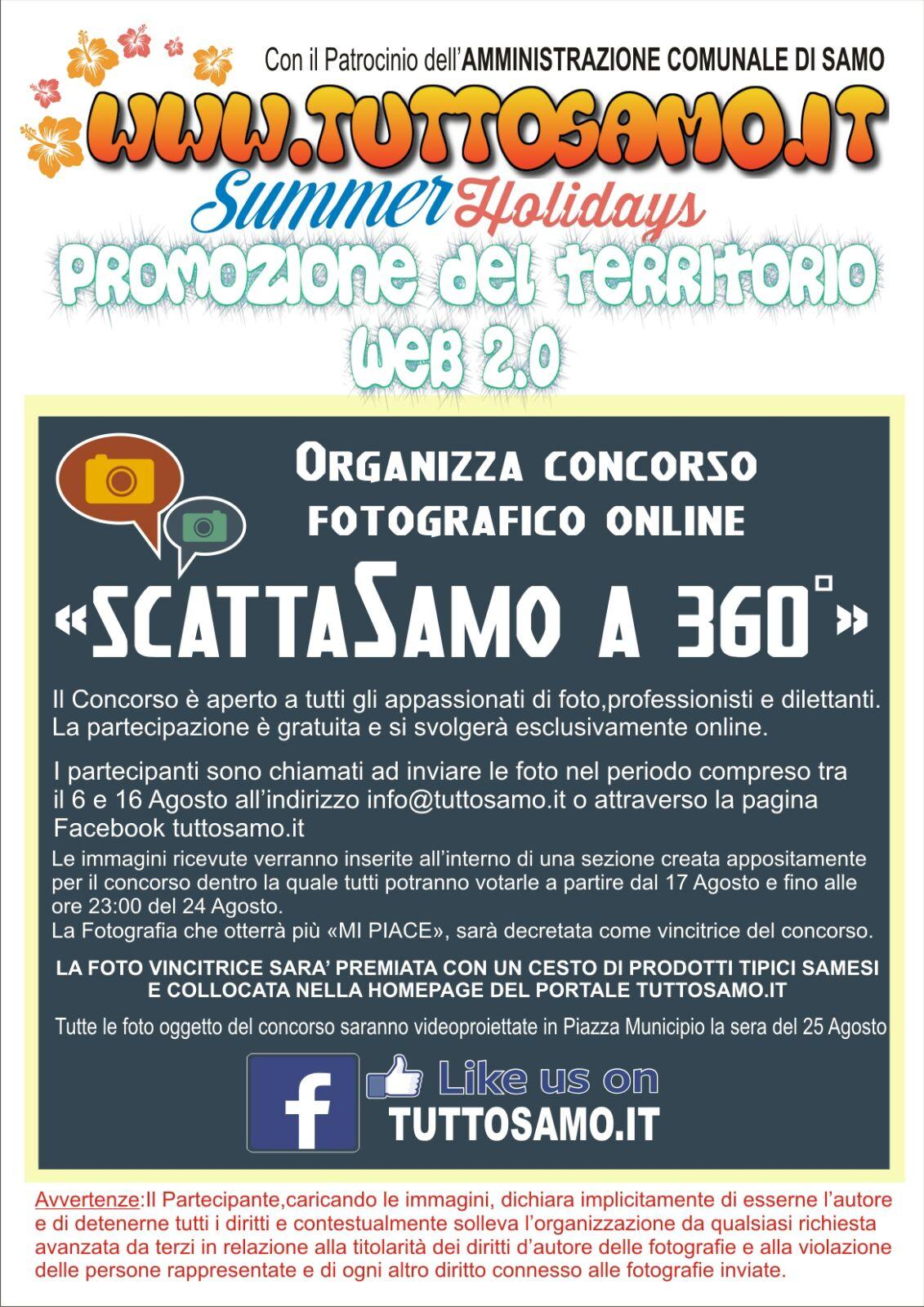 locandina_concorso_foto samo