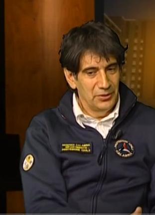 Carlo Tansi, Capo della Protezione Civile Regione Calabria