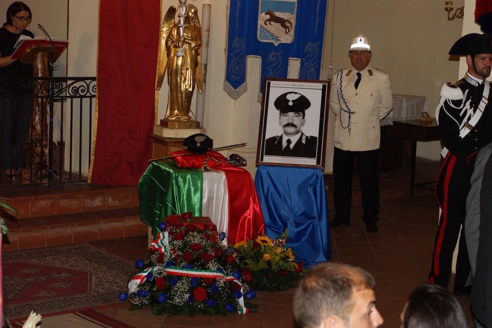 I Carabinieri ricordano il Brig. Antonino Marino, Medaglia d'oro al valor civile, in occasione del Ventiseiesimo anniversario della sua tragica morte