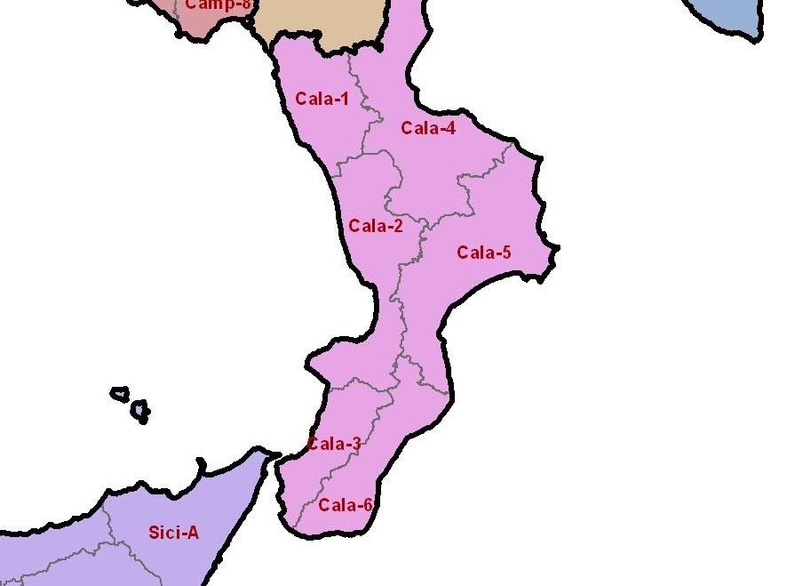 protezione civile zone allerta