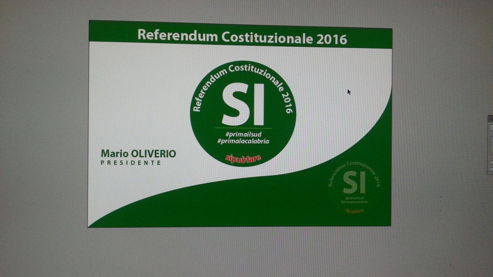 immagine-comitato referendum costituziona si reggio calabria verso il si