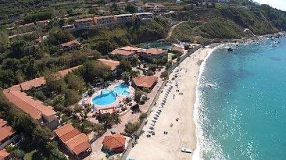 Ph. Repubblica.it - Villaggio turistico Blue Paradise sequestrato a Nicola Comerci.