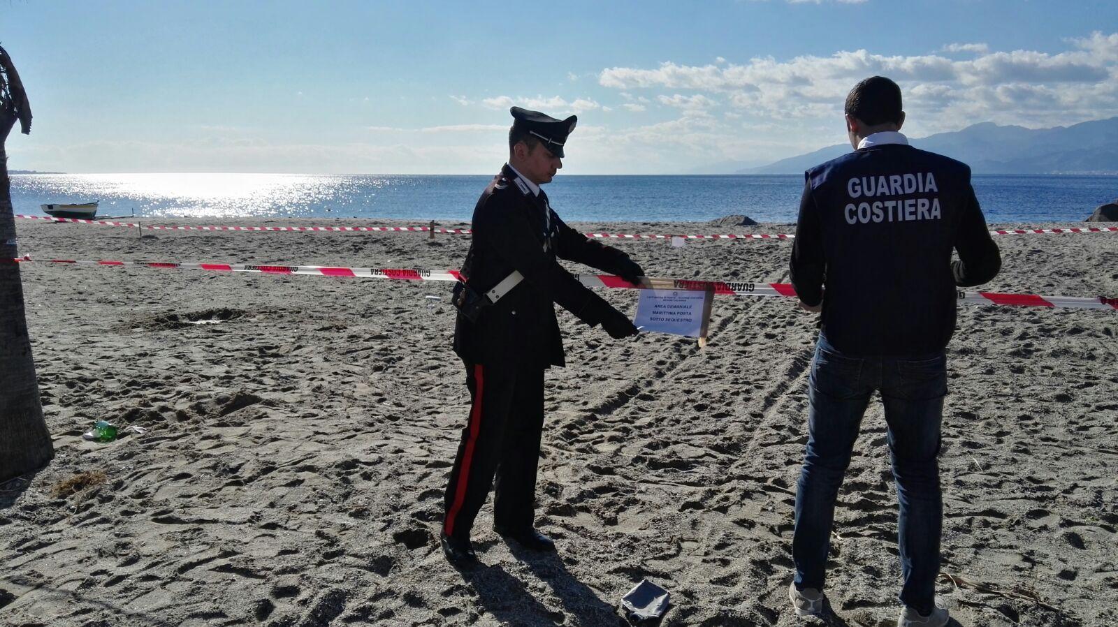 carabinieri sequestro lido reggio