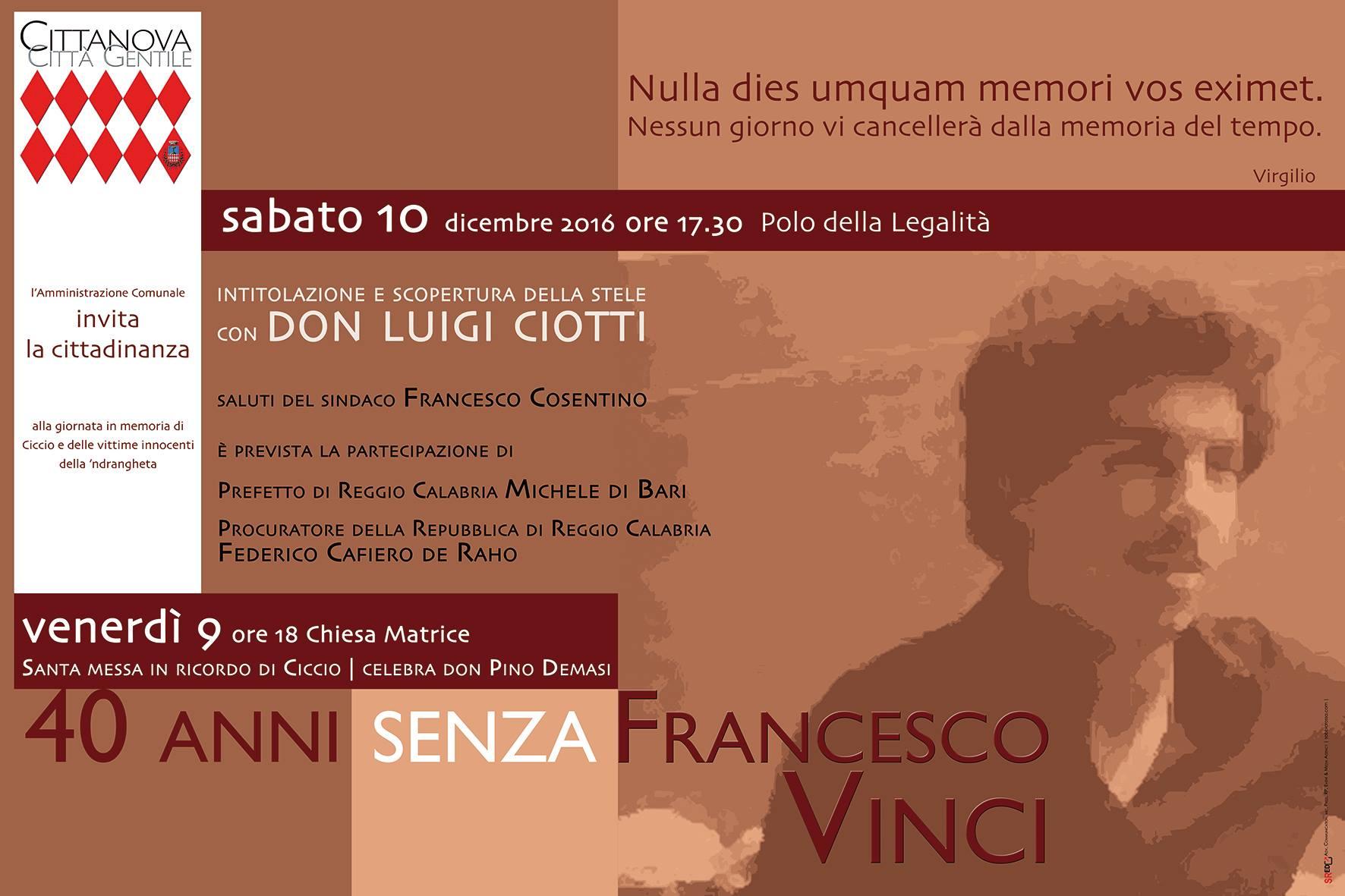 manifesto-francesco-vinci-cittanova