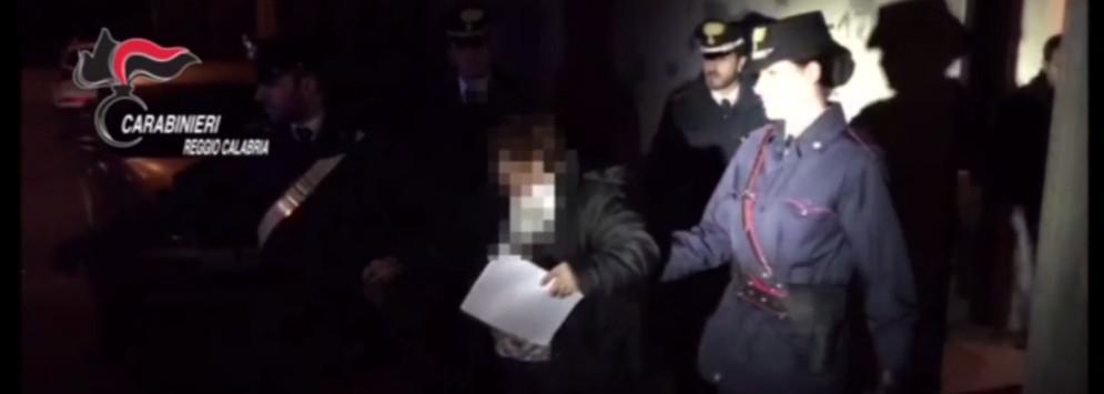carabinieri arresto coniugi timpani evid