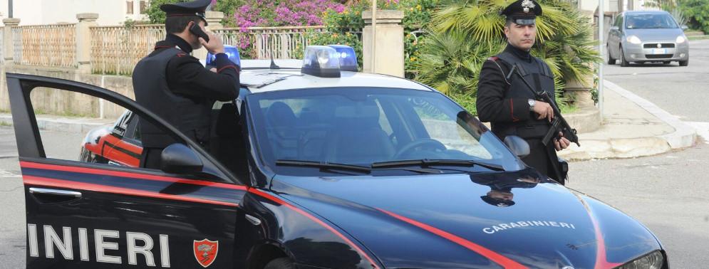 carabinieri reggio calabria evidenza