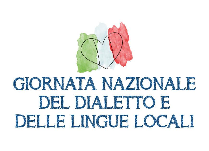 logo GIORNATA NAZIONALE DEL DIALETTO