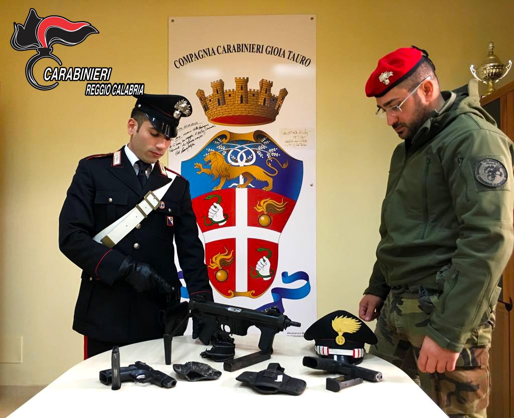 Gioia Tauro, controlli speciali dei Carabinieri. Arrestate cinque persone